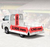 Carry Pick Up: Suzuki new carry pick dp 6jt (slides_1_2.jpg)