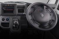 Suzuki new carry pick up fd ac ps dp 6jtan (interior-steer.jpg)