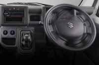 Suzuki new carry pick up ws dp 6jtan (interior-steer.jpg)