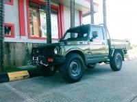 Suzuki Katana: Jual Jimny Long Bak Original 1986