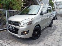 Jual Karimun: Suzuki Wagon R Matik pmk Januari 2016 asli DK Silver Low km
