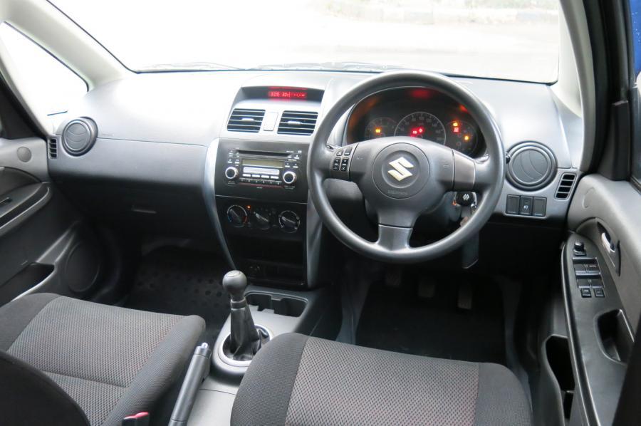 Suzuki Sx4 X Over Manual 2008 Mobilbekas Com