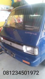 Jual Suzuki Carry Pick Up: suziki cary pikup 91 biru