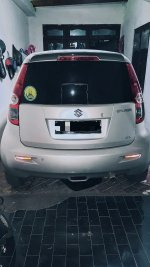 Jual Suzuki splash GL th 2011