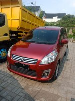 Jual Suzuki Ertiga GL 2015 Manual warna Merah.