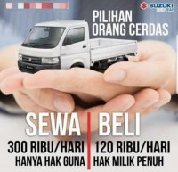 Suzuki Carry Pick Up: new carry,,irit mobilnya tangguh mesin nya ringan dp nya (20191005_114023.jpg)