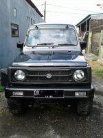 Jual Suzuki Katana 1993 Jeep sangat terawat