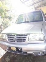 Suzuki: Dijual Escudo 2.0 tahun 2001