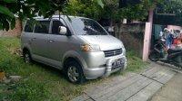 Dijual Mobil Suzuki APV Th. 2009 type GE double AC