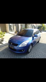 Jual Suzuki Swift GX At Smart Key 2013