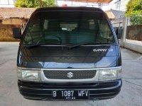 Suzuki Carry Futura 1.5 DX Realvan MT Tahun 2012