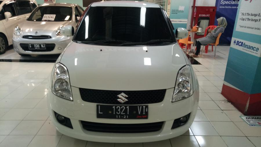 Swift ST 2011 a/t barang bagus harga murah - MobilBekas.com