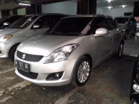 Jual Suzuki: SWIFT ALL NEW GX SILVER 2014