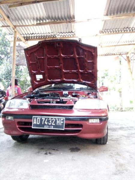 ESTEEM Th. 1995 1300 CC - MobilBekas.com