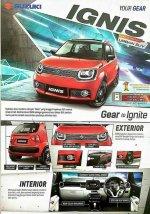 Jual SUZUKI IGNIS URBAN SUV Sport Edition
