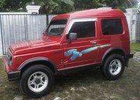 Jual Suzuki: Katana GX 2004 merah mulus pajak masih lama original