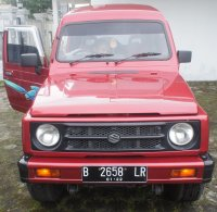 Suzuki: Katana GX 2004 merah mulus pajak masih lama original (DSC03844.jpg)