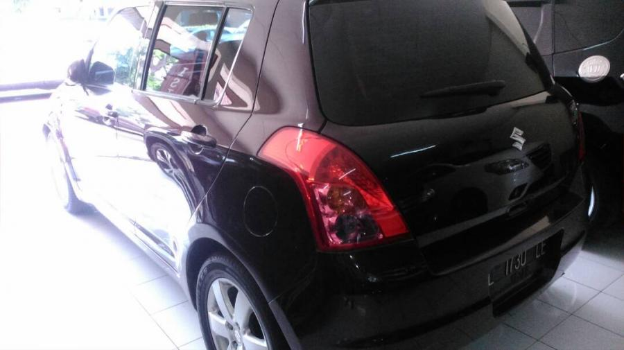Suzuki Swift ST 2010 manual.Tdpe'20 - MobilBekas.com