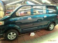 Jual Suzuki: APV L th 2005 warna biru tua
