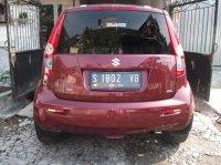 Suzuki Splash GL 2011 manual super istimewah