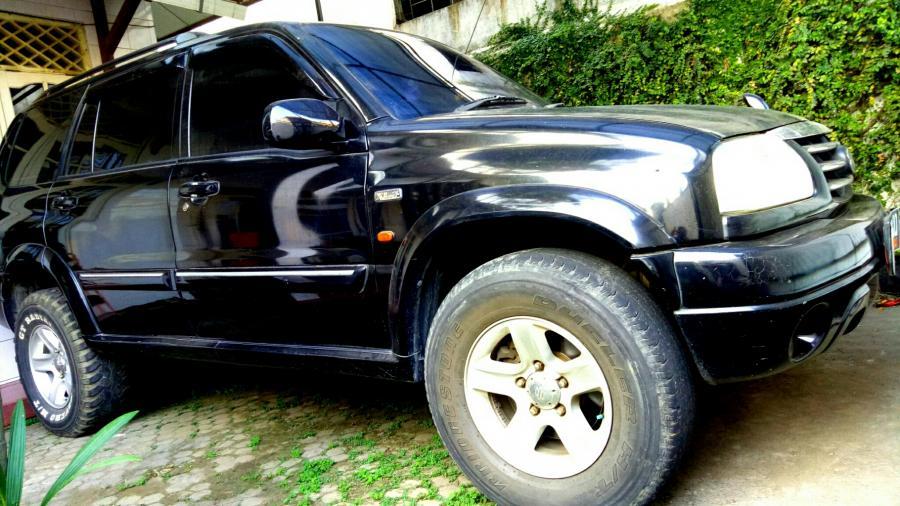 Grand Escudo XL7 Matic - MobilBekas.com