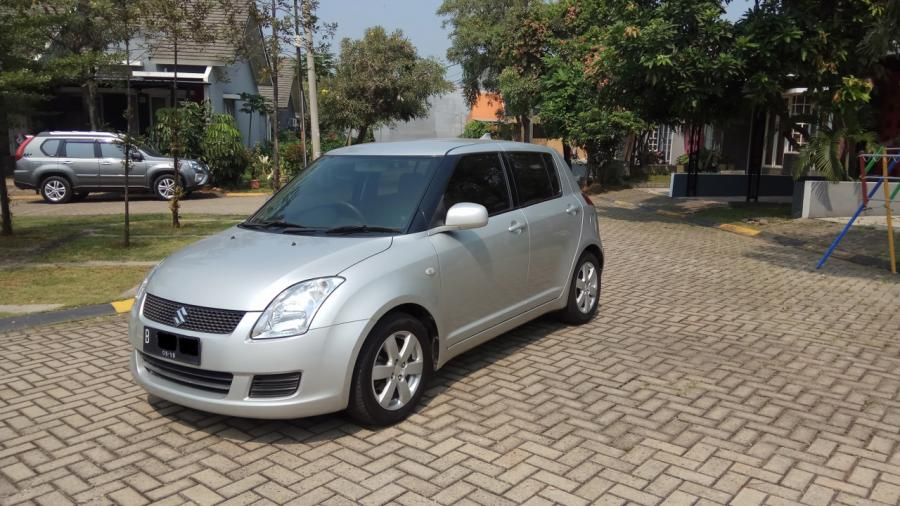 Jual Suzuki Swift, Swift Matic 2009, Swift Km Rendah ...