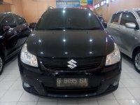 Suzuki: SX4 X-Over Manual Tahun 2010