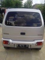 Dijual Suzuki Karimun tahun 2002 silver, jarang dipakai (20170616_132511.jpg)