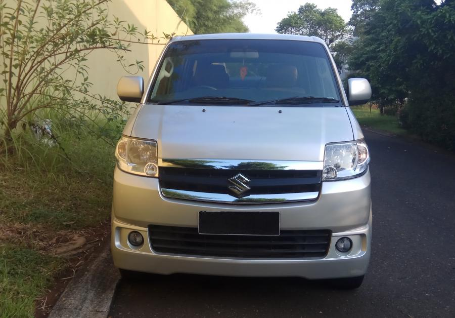 Dijual Mobil Suzuki APV GX 2014 #MudikLebaran - MobilBekas.com