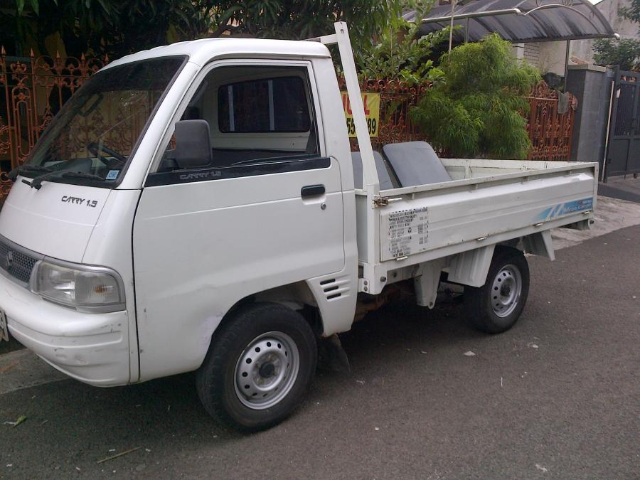 Mobil Bekas Suzuki Carry Pick Up Malang – MobilSecond.Info