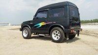 Dijual Suzuki KATANA GX 1997