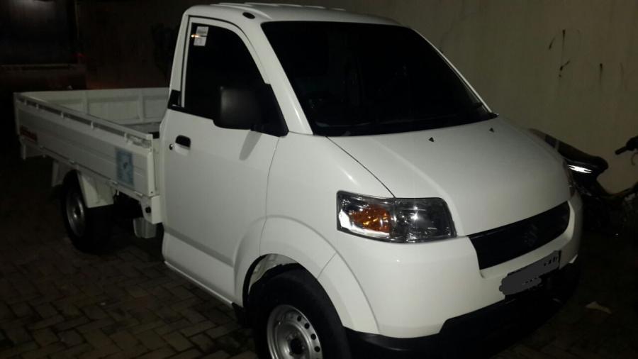 Suzuki Pick Up Bekas