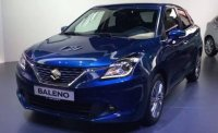 SUZUKI NEW BALENO HATCBACK CAR SMART