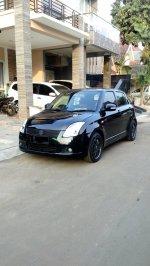 Jual Mobil Suzuki Swift GL 2007 AT Built Up Terakhir