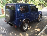 Jual Suzuki: Katana sc 1991 modifikasi