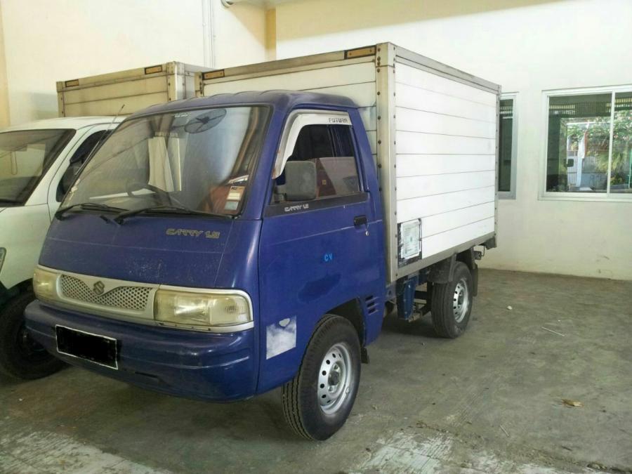 Suzuki Futura Box 1,5 cc Tahun 2004 - MobilBekas.com