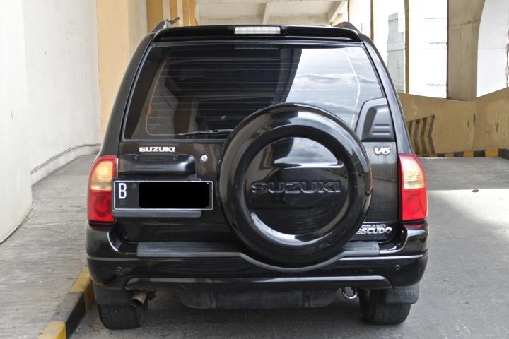 Suzuki Grand Escudo XL-7 AT 2003 Hitam Original Paket DP 8 ...