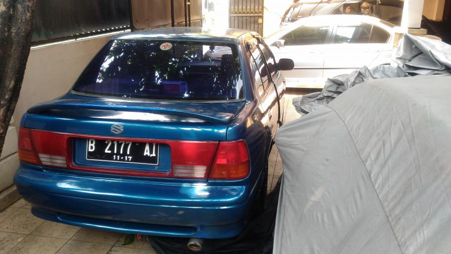 Suzuki Esteem 1,3MT 1992 Siap Pakai Jarak Jauh ...