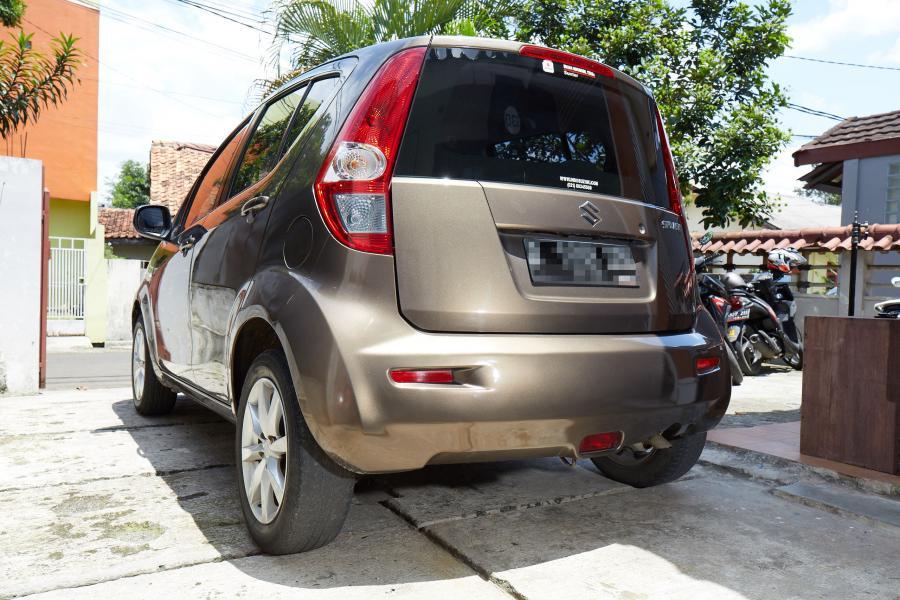 Mobil Bekas Suzuki Splash Malang – MobilSecond.Info