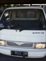 Suzuki Futura: di Jual cepat mobil pick up