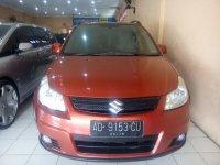 Suzuki: SX4 X-Over Manual Tahun 2008