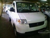 Jual Suzuki: mega carry pickup dp 5jt angs 120rb per hari