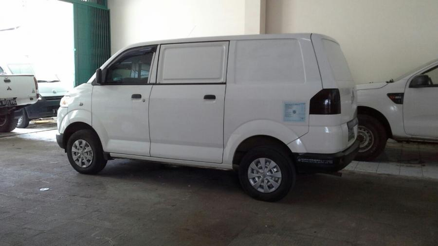 Suzuki APV Blindvan Tahun 2012 - MobilBekas.com