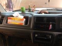 Jual BU Suzuki Karimun GX 2005 (Dashboard.JPG)