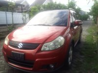 Suzuki X-Over Sx4 2008 manual pribadi