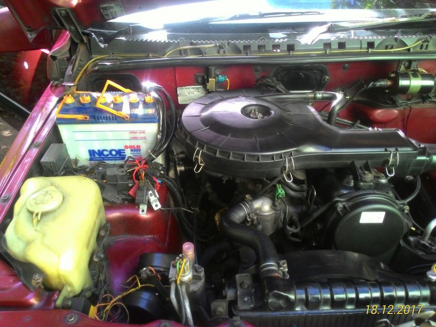 Escudo Suzuki JLX Tahun 1995 Mulus, Istimewa, Terurus ...