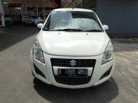 Jual Suzuki SPLASH Automatic 2013 White Pearl