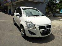 Suzuki SPLASH Automatic 2013 White Pearl (2.jpg)