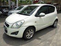 Suzuki SPLASH Automatic 2013 White Pearl (8.jpg)