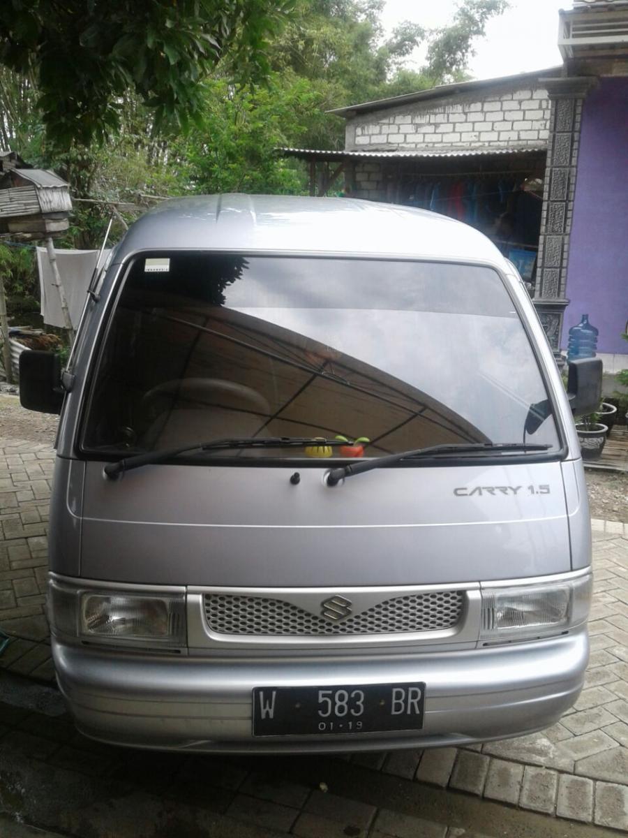 Mobil Pribadi Hebat Suzuki Carry Futura - MobilBekas.com